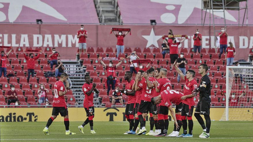 El Mallorca juega en Cartagena