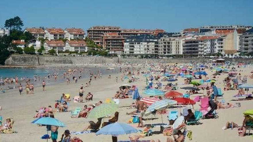 Sanxenxo, el municipio costero con mayor subida de precio de la vivienda en un año