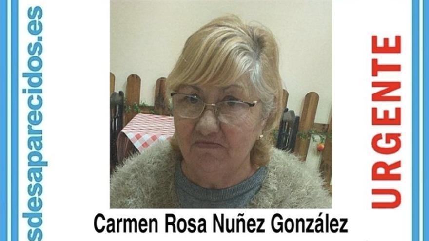 Desaparece una mujer en La Laguna