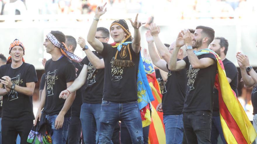Una Copa con acento valenciano