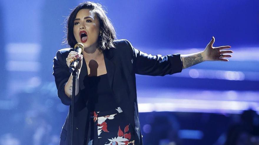 Demi Lovato, hospitalitzada per una sobredosi d'heroïna