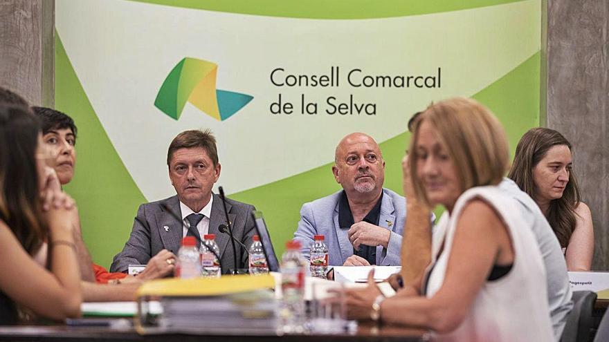 El Consell de la Selva vol retornar la gestió dels menjadors escolars a Educació