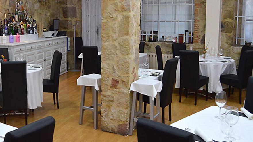 Restaurante Los caprichos de Meneses