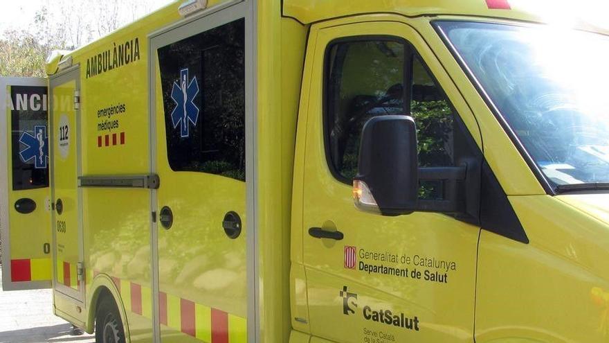 Mor un home atropellat per un camió d'una empresa de residus a Sant Quirze del Vallès
