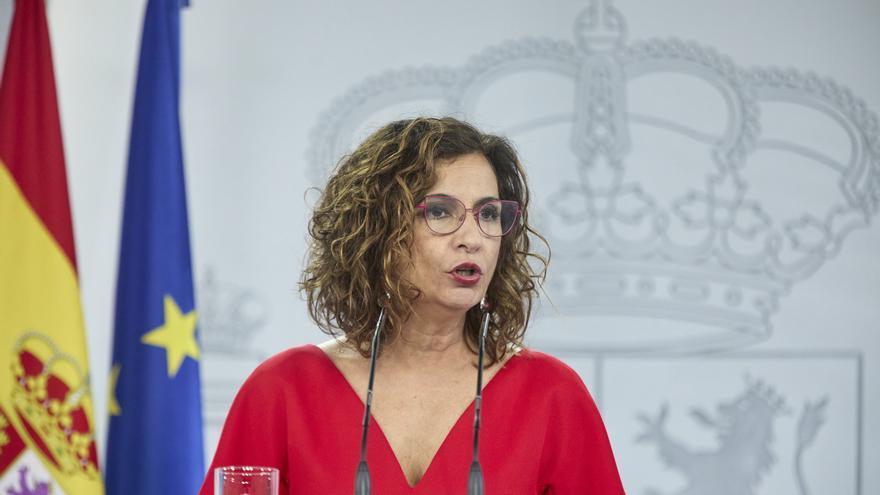 María Jesús Montero asume también las competencias de Función Pública