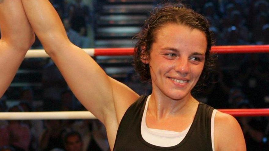 Fallece a los 44 años la pionera del boxeo femenino