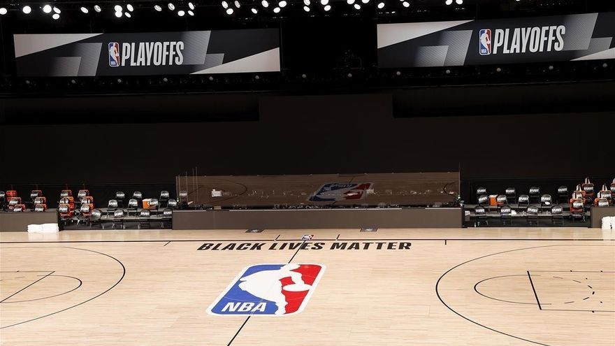 El plan de la NBA para sobrevivir sin aficionados