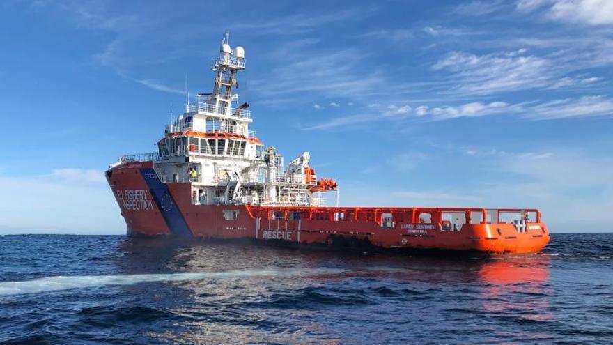 La Agencia Europea de Pesca invierte 90 millones para tres patrulleras