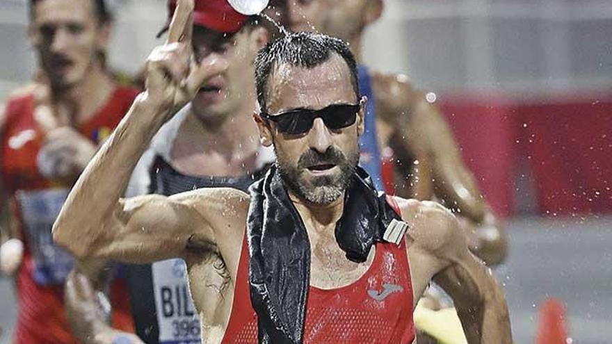 Llegará a sus octavos Juegos Olímpicos a la edad de 50 años