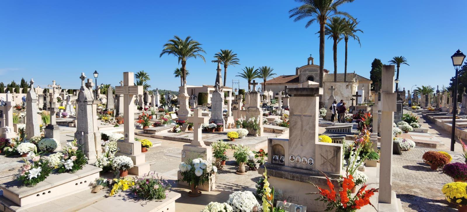 El cementerio de Porreres