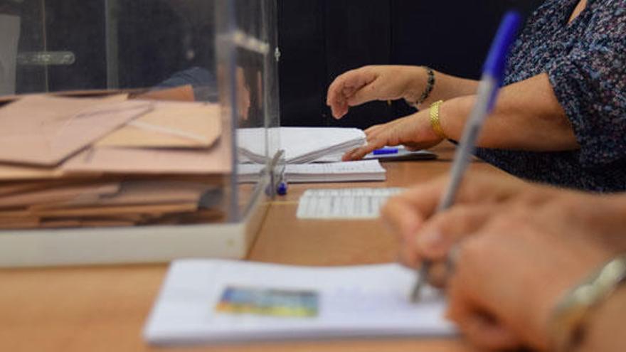 Las principales normas para los miembros de las mesas electorales