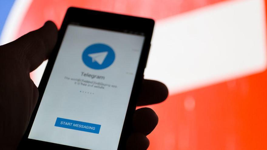 Bloquegen 122 canals de Telegram per pirateria de llibres, diaris i revistes