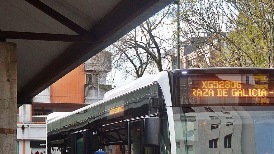 El nuevo autobús urbano arranca con 3.319 tarjetas de transporte, un aumento del 25%