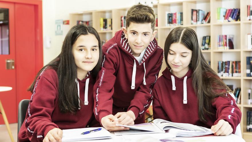 100% de presentados y aprobados para O Castro British International School