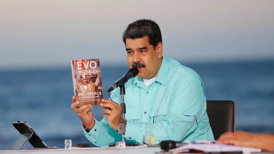 """Maduro arremete contra Pedro Sánchez: """"Siempre cometes errores con Venezuela"""""""