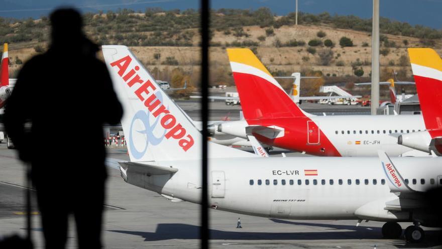 Bruselas pide reducir los 'slots' a las aerolíneas para evitar vuelos fantasma