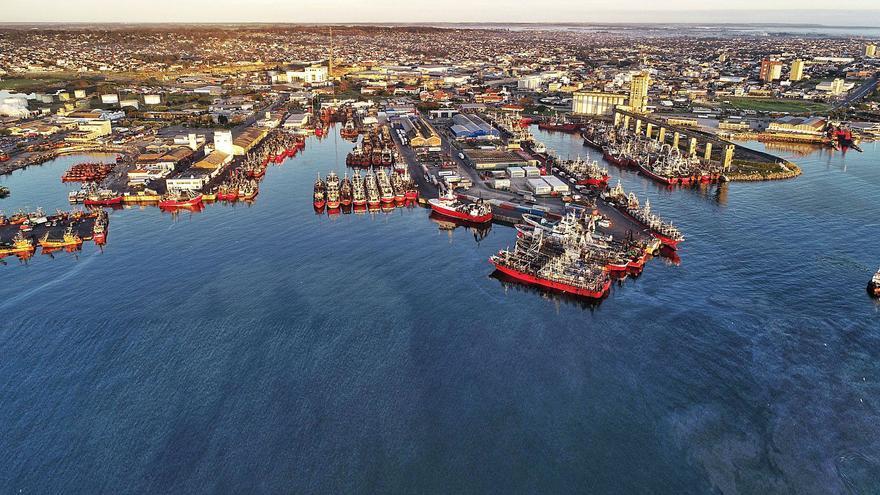 China 'ocupa' ya el puesto de España como primera compradora de pescado argentino