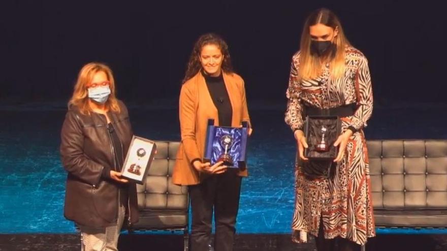 La Diputación acoge con éxito el Tercer Espacio Mujer, Talento y Deporte