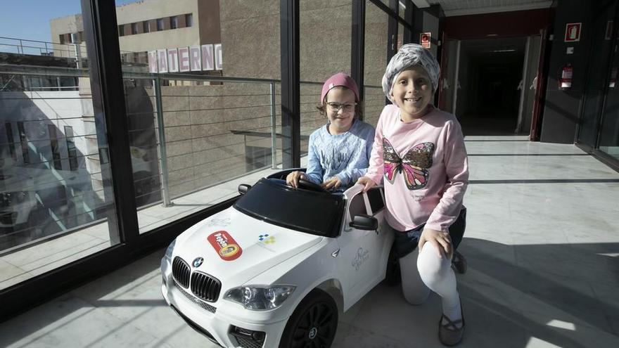 ¿Sabías...? | Los niños del Materno irán al quirófano en coche de juguete