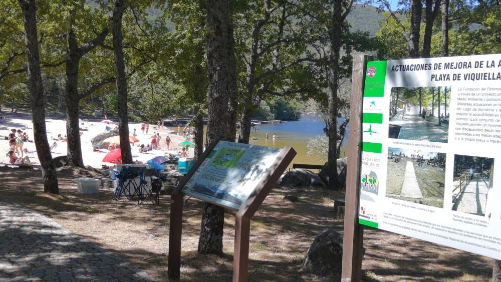 Así es la nueva normalidad en el Lago de Sanabria