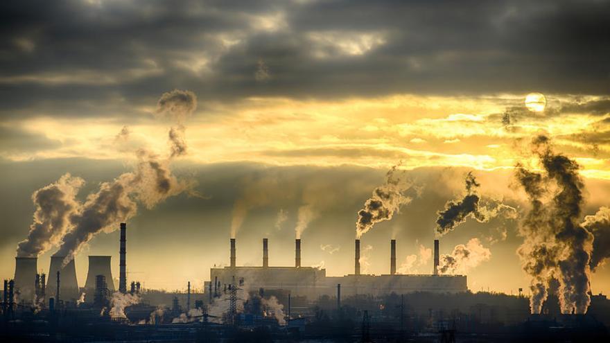 Los gases de efecto invernadero se redujeron un 6,2% en España en 2019