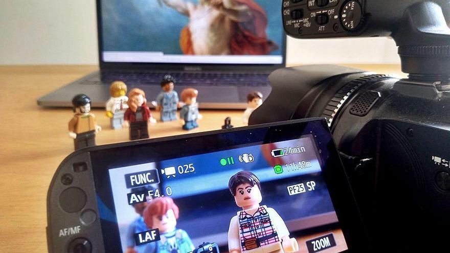Lego, Zoom i mitologia clàssica
