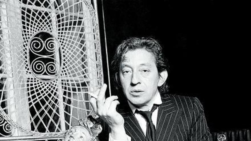 ¿Qué hacemos con Gainsbourg?