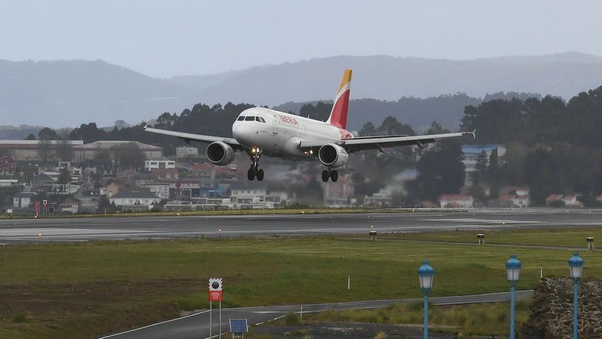 Aviación Civil expropiará 7.642 metros en Culleredo para ampliar la pista de Alvedro