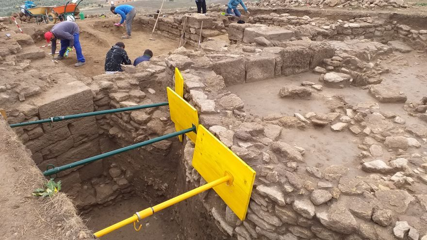 La Acrópolis de Ategua, una colina que guarda el pasado indígena de Córdoba
