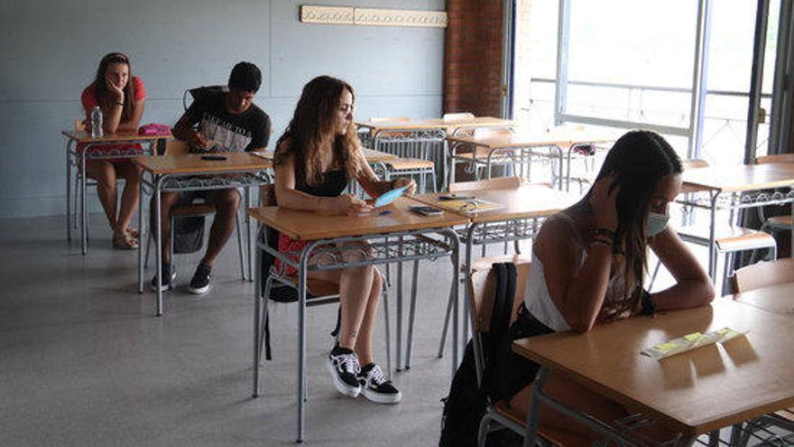 Física i matemàtiques de la UAB torna a ser la carrera amb la nota de tall més alta