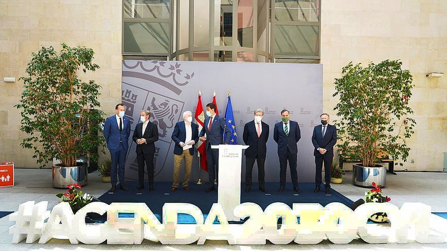 El plan de dinamización local de Presidencia moviliza 115 millones de euros