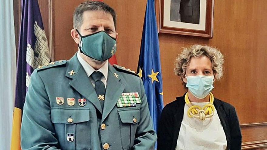 Antonio Orantos asciende a coronel