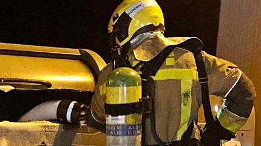 Nova advertència de foc per cendres mal apagades, ara a Llers