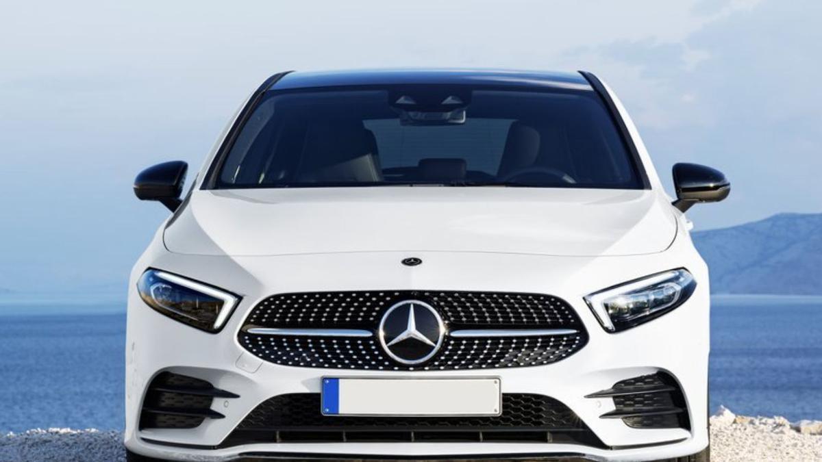 El Mercedes Clase A que sortea Líder Today está valorado en casi 30.000 euros.