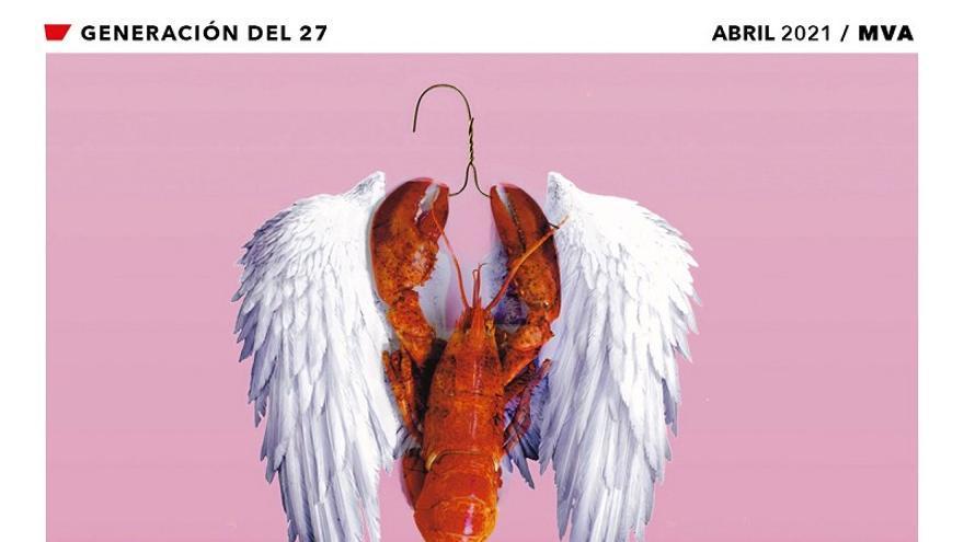 Concha Méndez y Maruja Mallo: O cómo ser mitad ángel, mitad langosta de Angélica Gómez