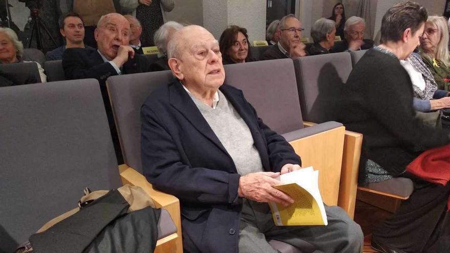 Jordi Pujol nega qualsevol corrupció en el seu cas i demana la seva lliure absolució