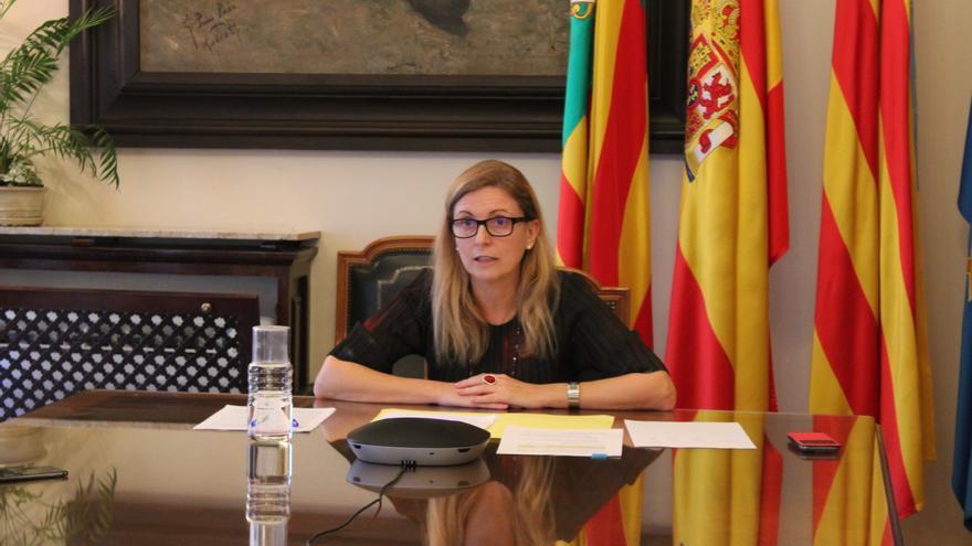 Amparo Marco insta al empoderamiento económico de las mujeres