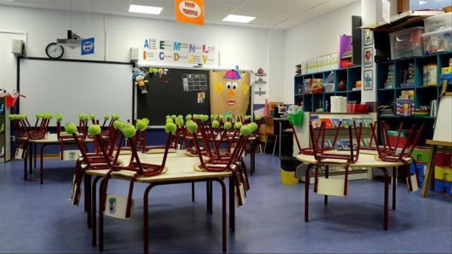 Educación espera un informe de Abogacía del Estado sobre qué hacer si los padres no llevan a sus hijos a clase
