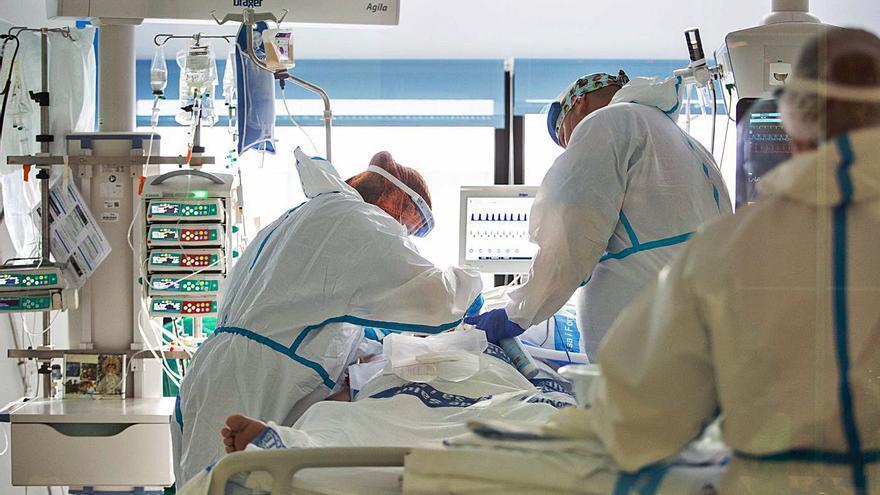 Un hombre de 94 años, la víctima número 15 de la pandemia en residencias de Ibiza