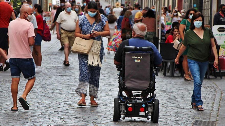 La Palma acumula 1.250 expedientes de personas con discapacidad sin resolver