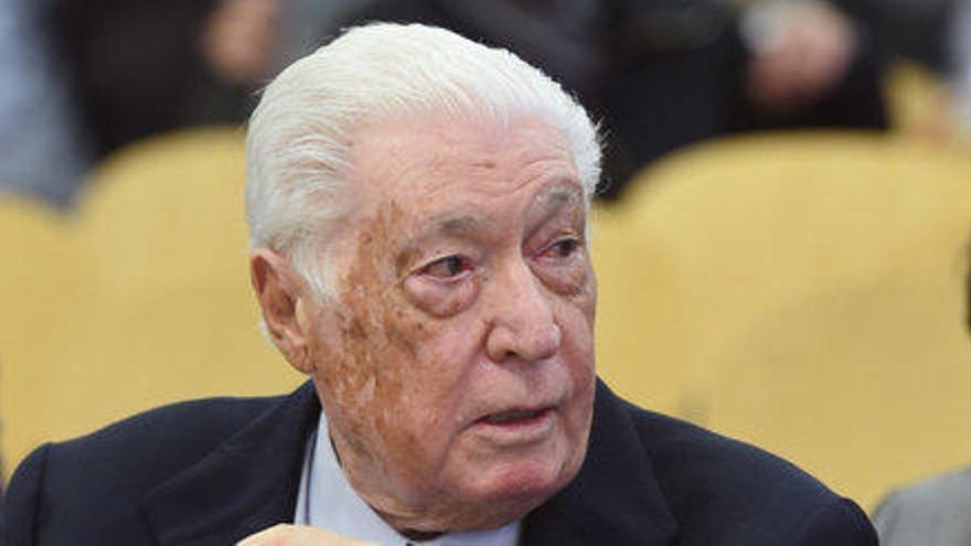Mor als 84 anys Macià Alavedra, històric dirigent de CDC i figura clau dels governs de Jordi Pujol