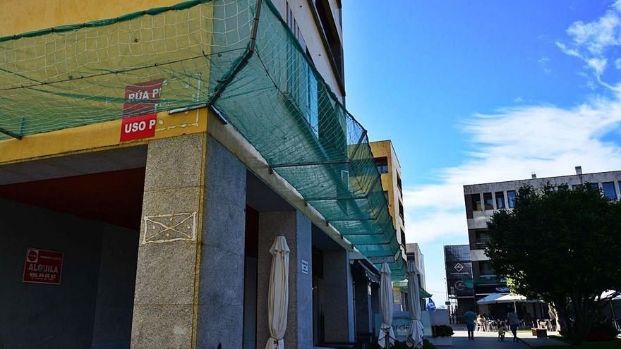 La reclamación de daños en la urbanización Massó de Bueu aún tiene otro juicio pendiente