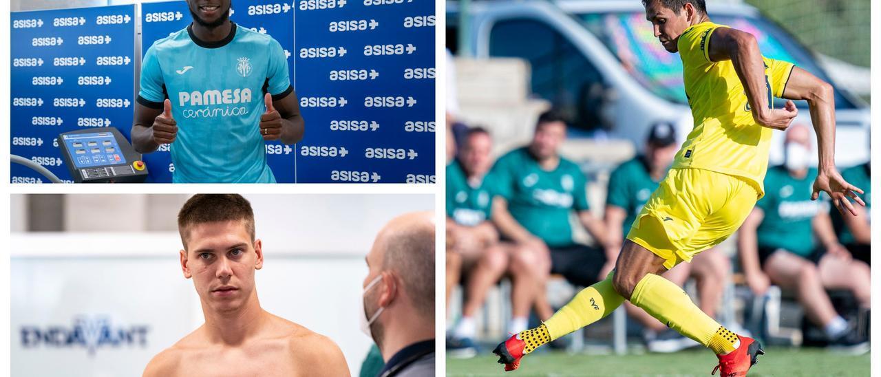 El Villarreal CF está realizando fichajes de primer nivel en este verano 2021.