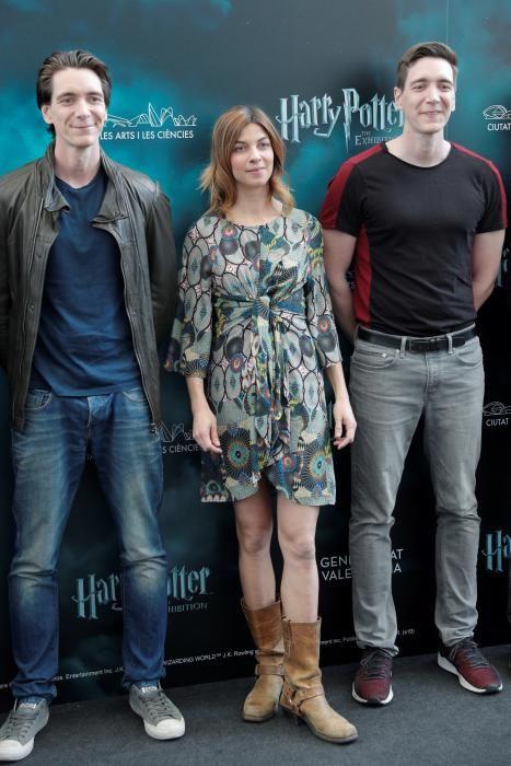 Inauguración de la exposición de Harry Potter en València