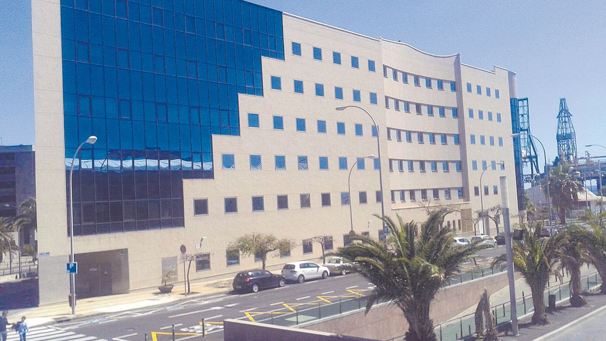 Palacio de Justicia de Santa Cruz de Tenerife
