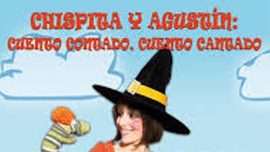 Chispita y Agustín: Cuento Contado, cuento cantado