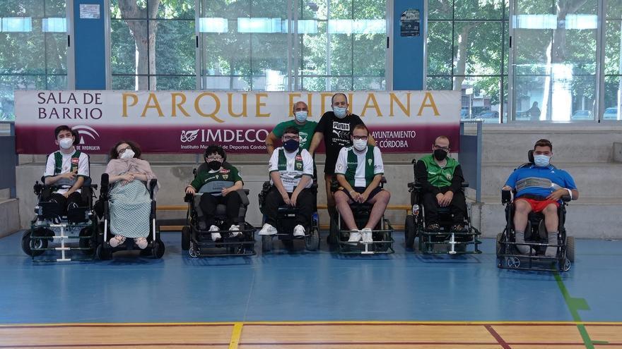 La selección española de powerchair cuenta con el Córdoba Patrimonio Atómicos