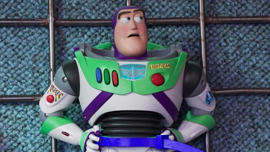 Disney celebra el 25 aniversario de 'Toy Story' mostrando los bocetos originales de Buzz Lightyear