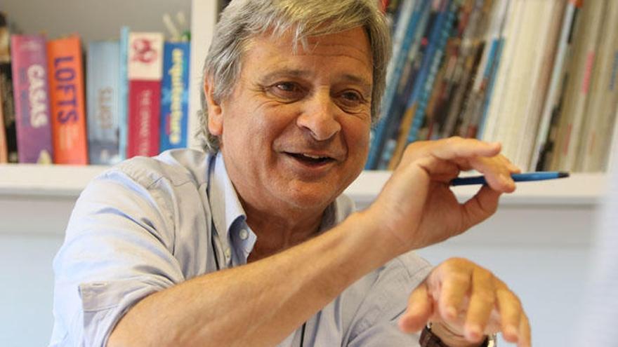 Moreno Peralta inaugura la Casa de América de Málaga con una conferencia
