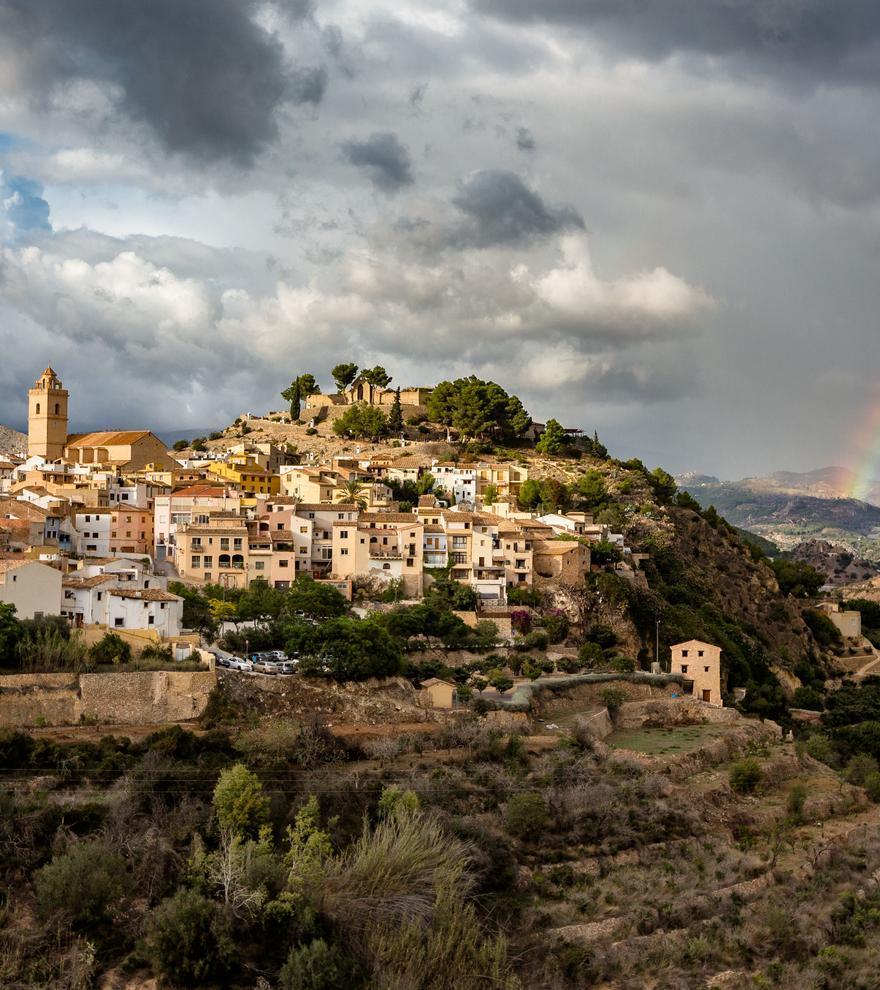 Los 18 pueblos más bonitos de la Comunidad Valenciana
